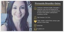 Fernanda Brandao-Galea - Guest post na série Profissão Tradutor.